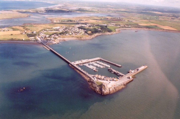 Fenit Harbour Marine Works Contract