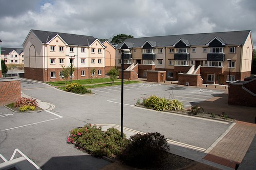 Kings Court Student Village