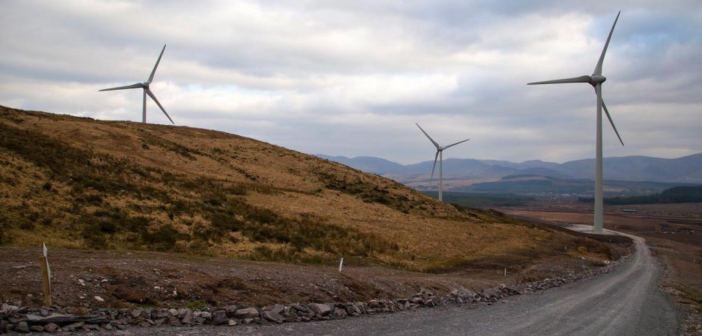Knockaneden Wind Farm