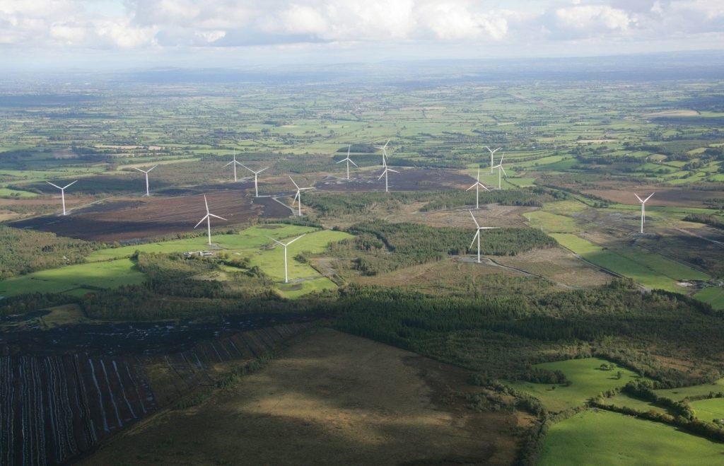 wind farm ireland